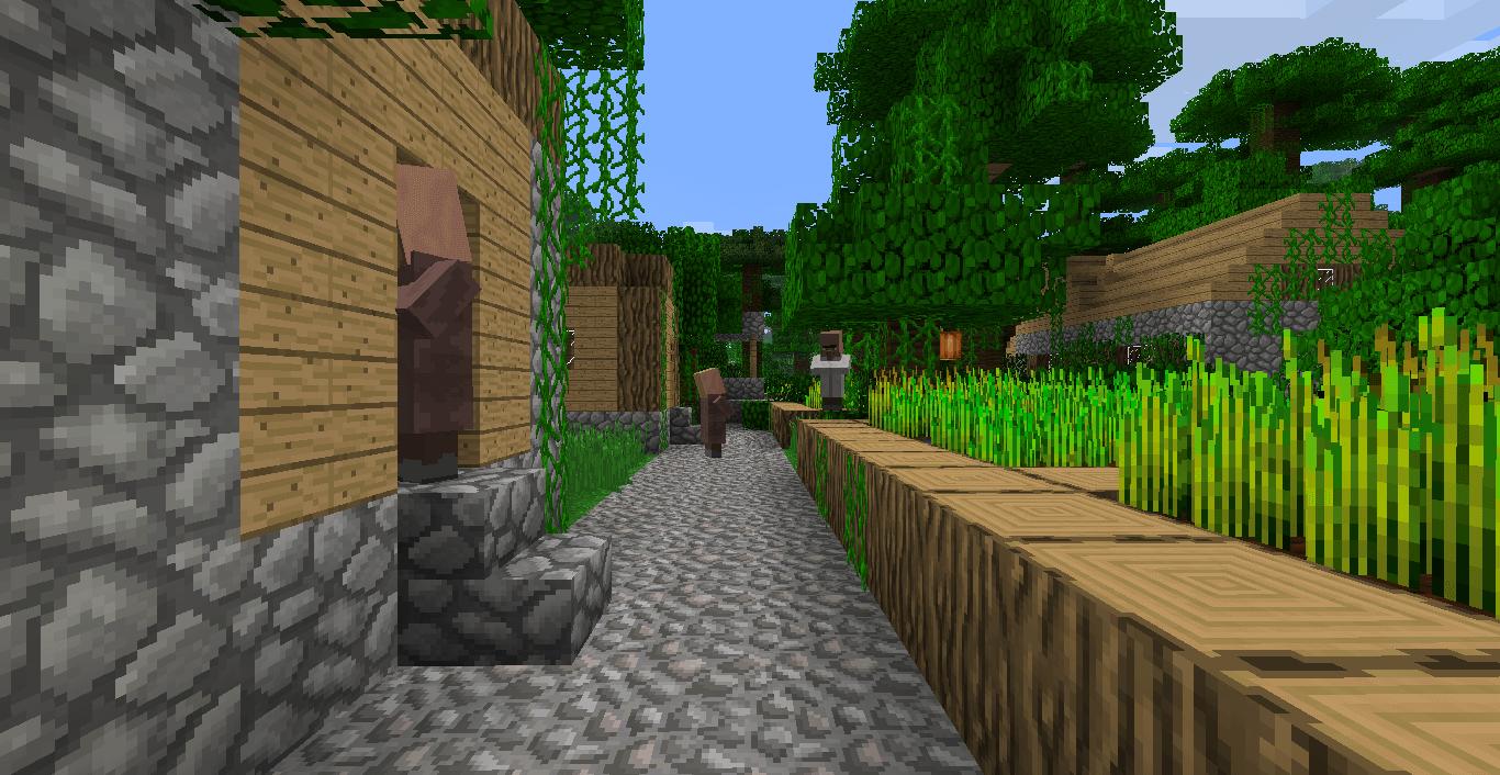 Faithful 32X32 Village