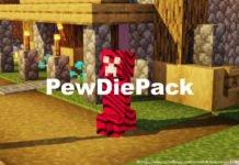 PewDiePack Resource Pack