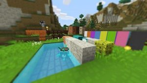 All blocks of Smoothic Texture Pack
