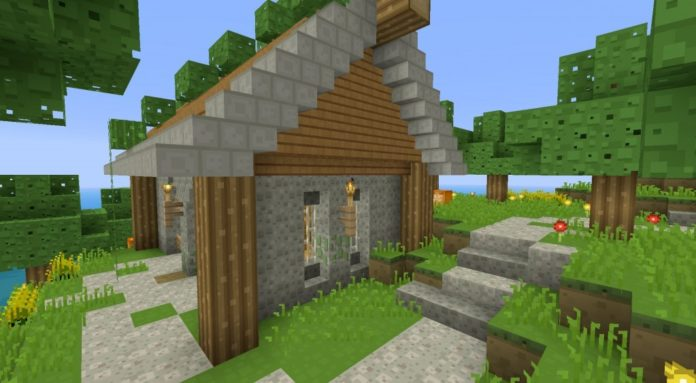 Smoothic Texture Pack house