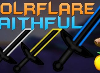 Solrflare Default Edit Resource Pack for Minecraft