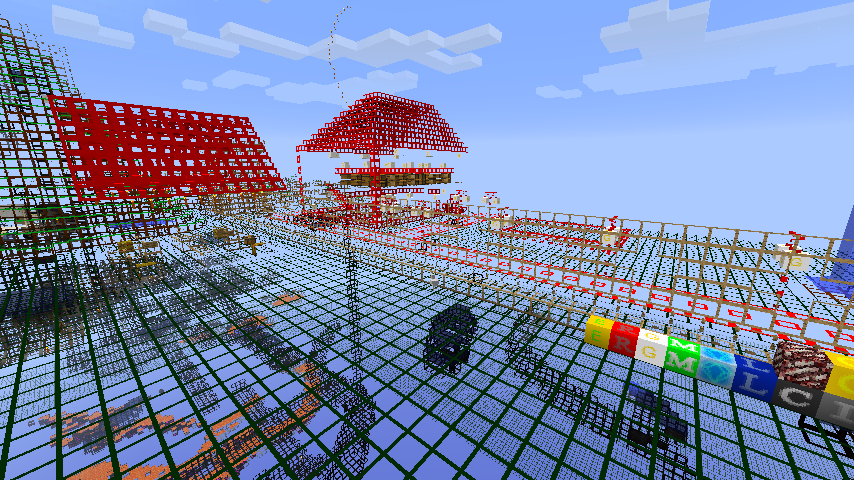 See Mobspawner with xray texture pack